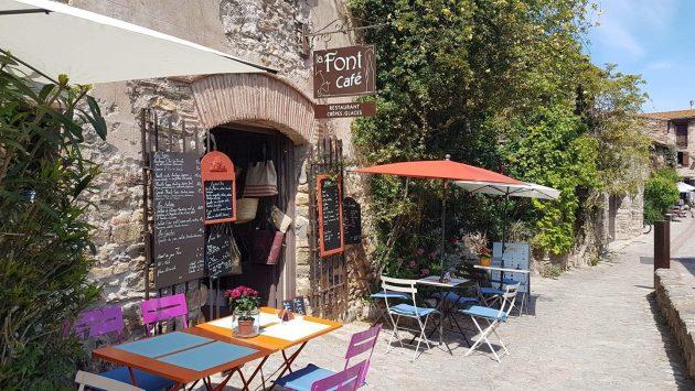 Où manger à Castelnou ?
