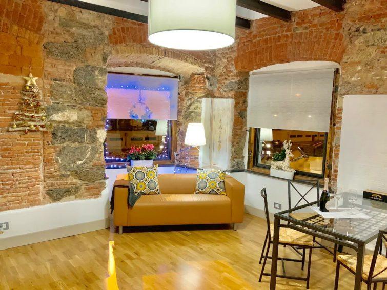 Airbnb à Gênes : l'appart de l'aquarium