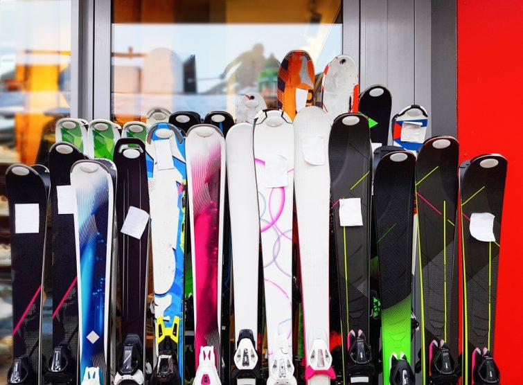 Location de skis