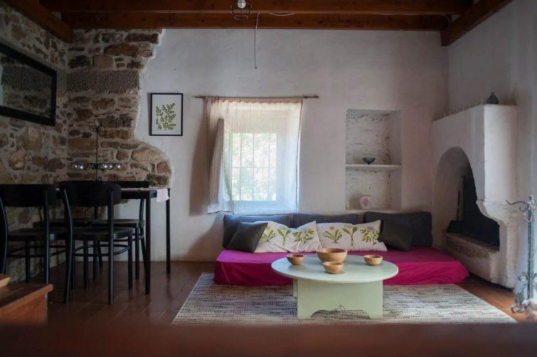 Maison traditionnelle rénovée