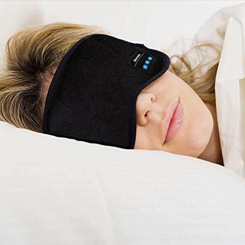 Le masque de sommeil bluetooth