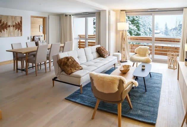 Airbnb Megève : les meilleures locations Airbnb à Megève