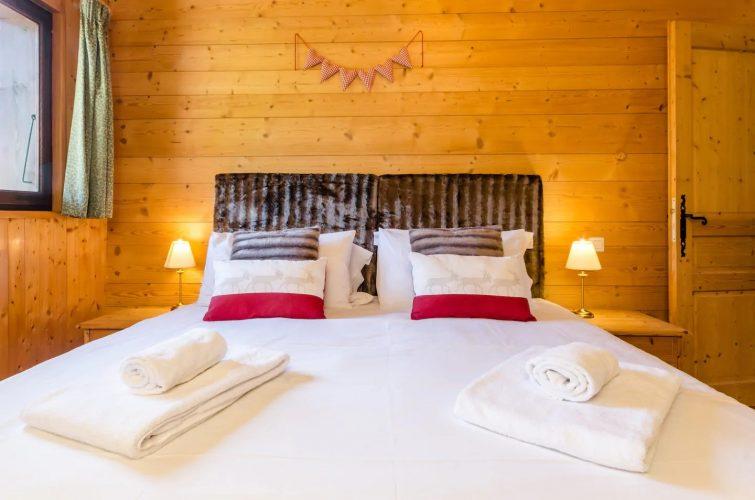 Airbnb à Megève : appartement de charme