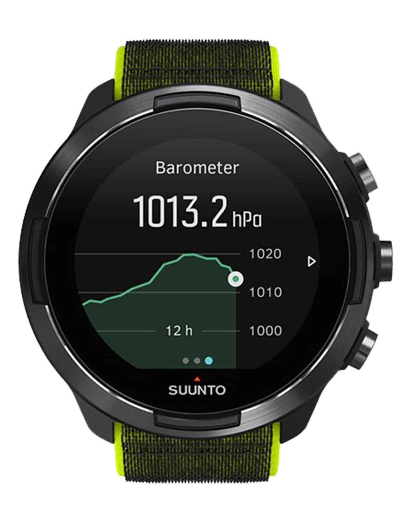 Montre GPS connectée haut de gamme