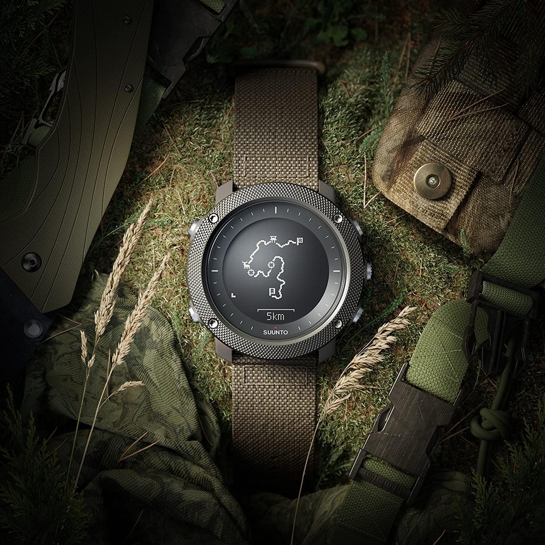 Une montre GPS pour randonner