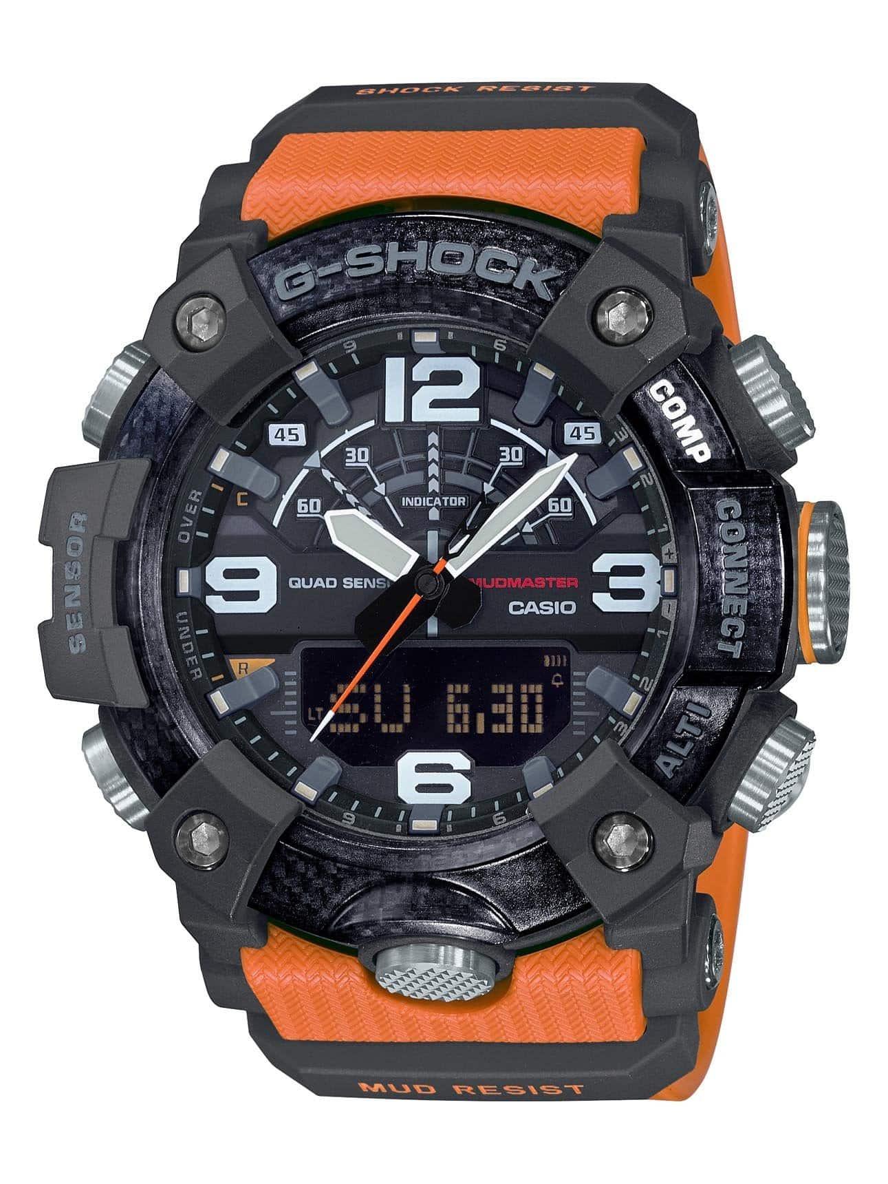 Une montre Casio G-Shock incontournable