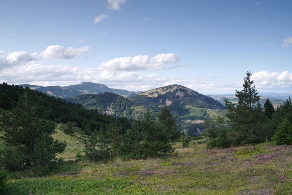 Week-end autour de Lyon : Monts d'Ardèche