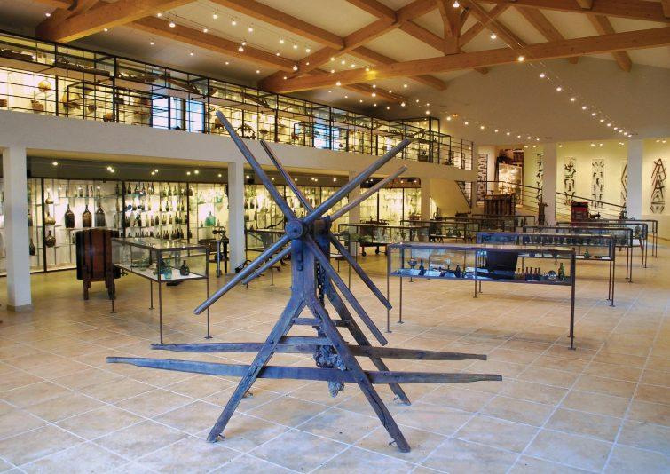 Musée des arts et métiers du vin