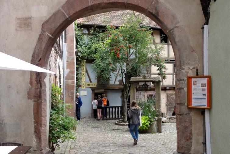 Musée de la tour des voleurs