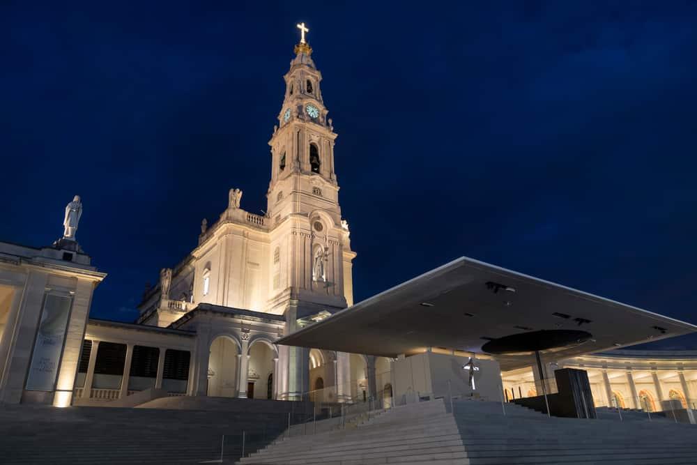 Sanctuaire de Notre-Dame de Fátima