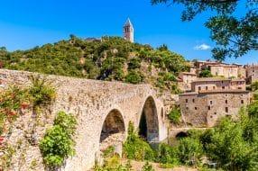 olargues-village