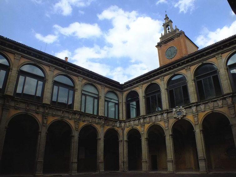 Visiter Émilie-Romagne : Palazzo dell'Archiginnasco