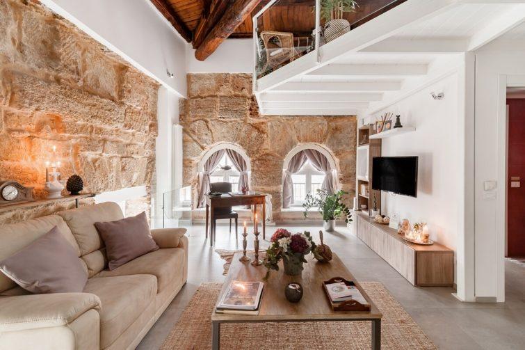 Sublime appartement de charme avec jardin privé