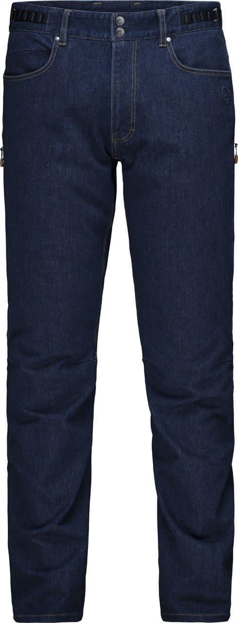 Un pantalon randonnée imitation jean