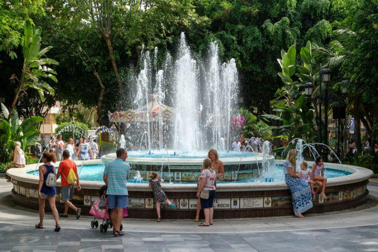 parc de la Alameda incontournables Marbella