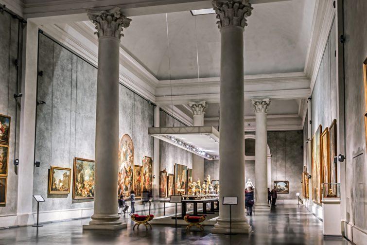 La Galerie Nationale de Parme