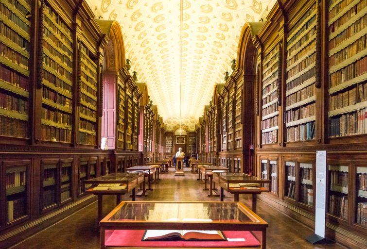 La Bibliothèque Palatine