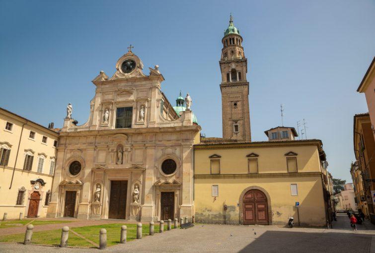 Visiter Émilie-Romagne : Église San Giovanni Evangelista