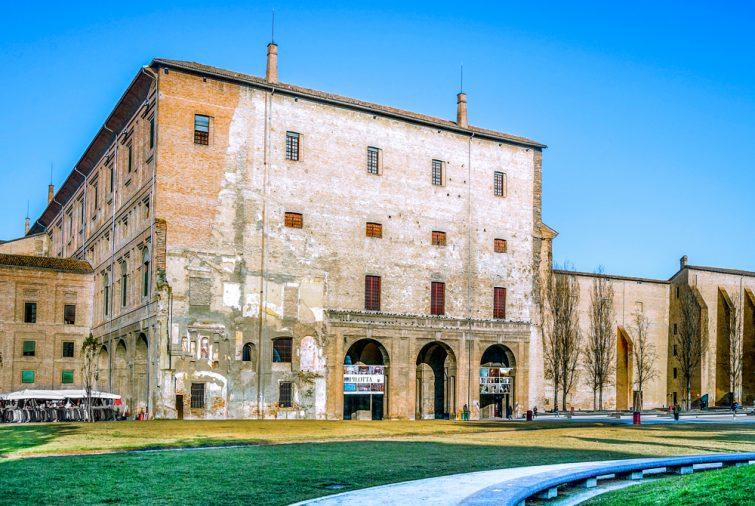 Le Palazzo Pilotta
