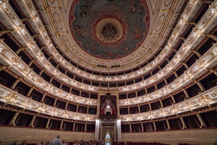 Le Teatro Regio di Parma