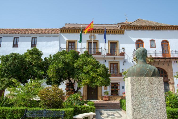 Place de la naranja incontournables Marbella