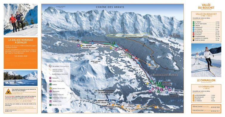plan-pistes-ski-nordique-grand-bornand