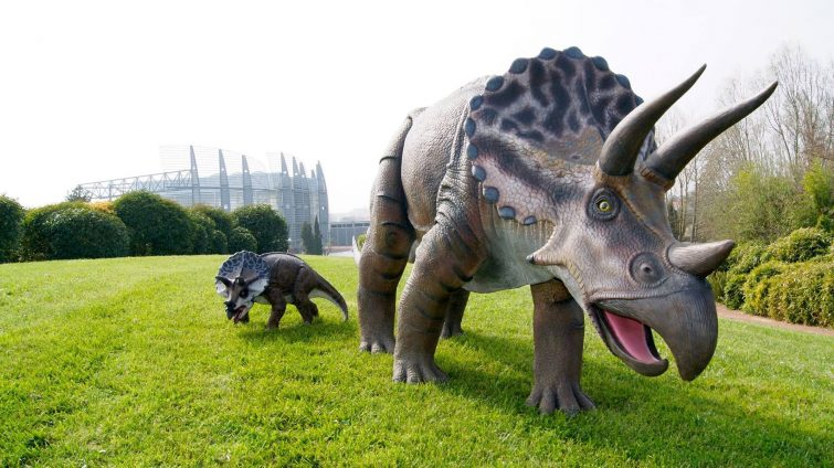 Musée des dinosaures Planet Exotica