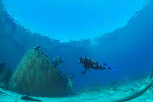 Les 5 meilleurs spots de plongée à Mykonos