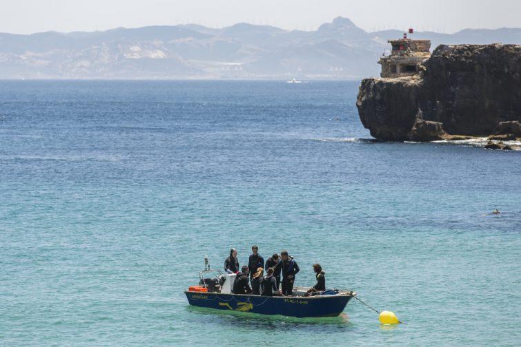 Plongée incontournable à Marbella