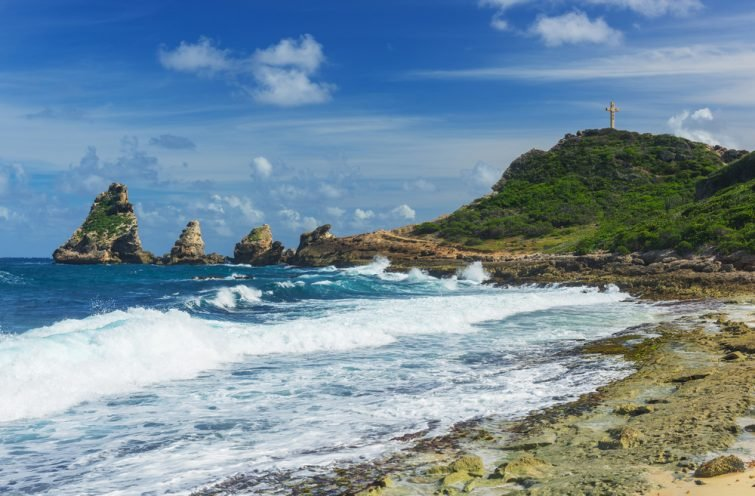 Road trip en Guadeloupe : Pointe des Châteaux