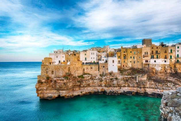 Dans quel quartier loger à Polignano a Mare ?