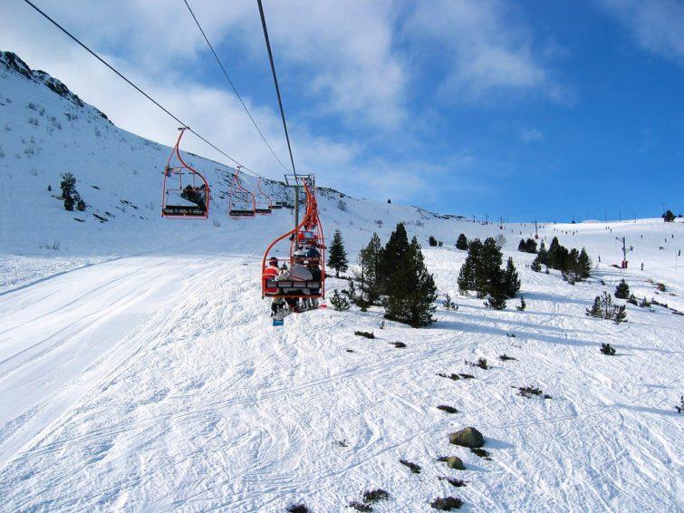 Stations de ski familiales des Pyrénées : Porte-Puymorens