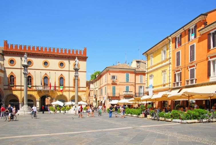 Visiter Émilie-Romagne : Ravenne