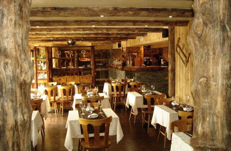 Manger à Font-Romeu : restaurant La Chaumière