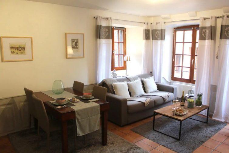 Appartement Le Roy de Cœur à Riquewihr