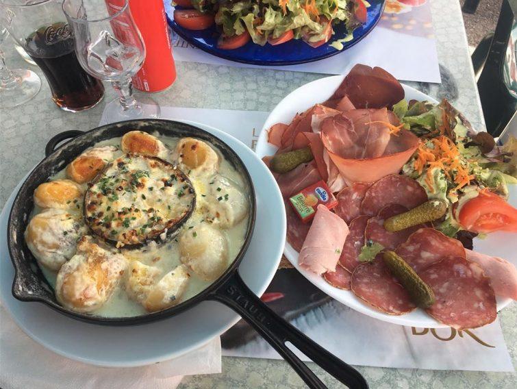 Restaurant Roc des Arces