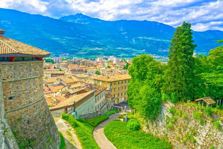 La ville de Rovereto