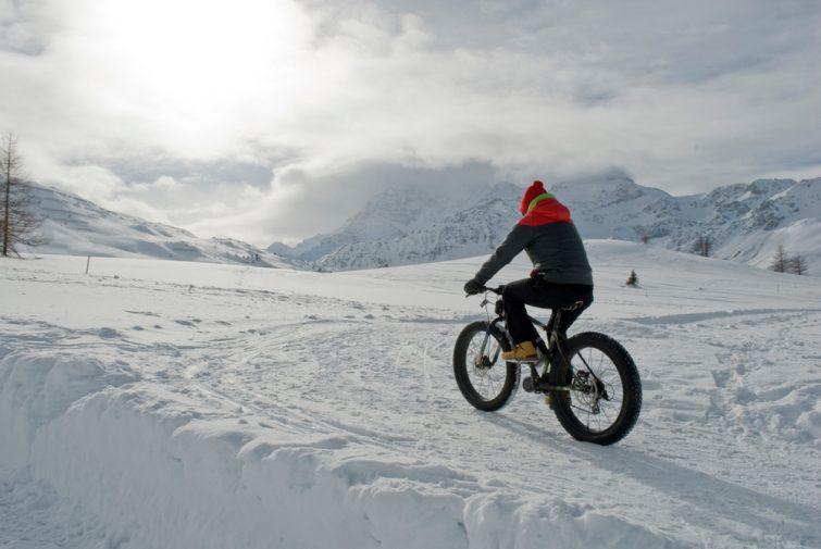 Fatbike Alpes