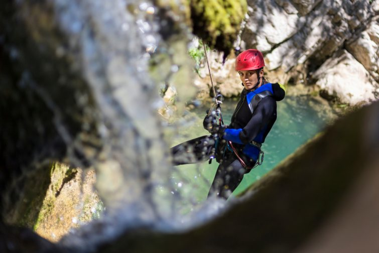 Canyoning Barcelone