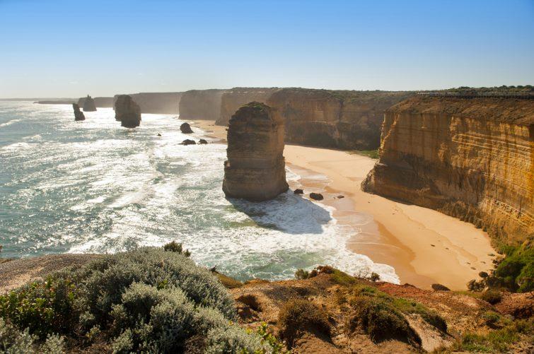 Partir au soleil : Great Ocean Road, Australie