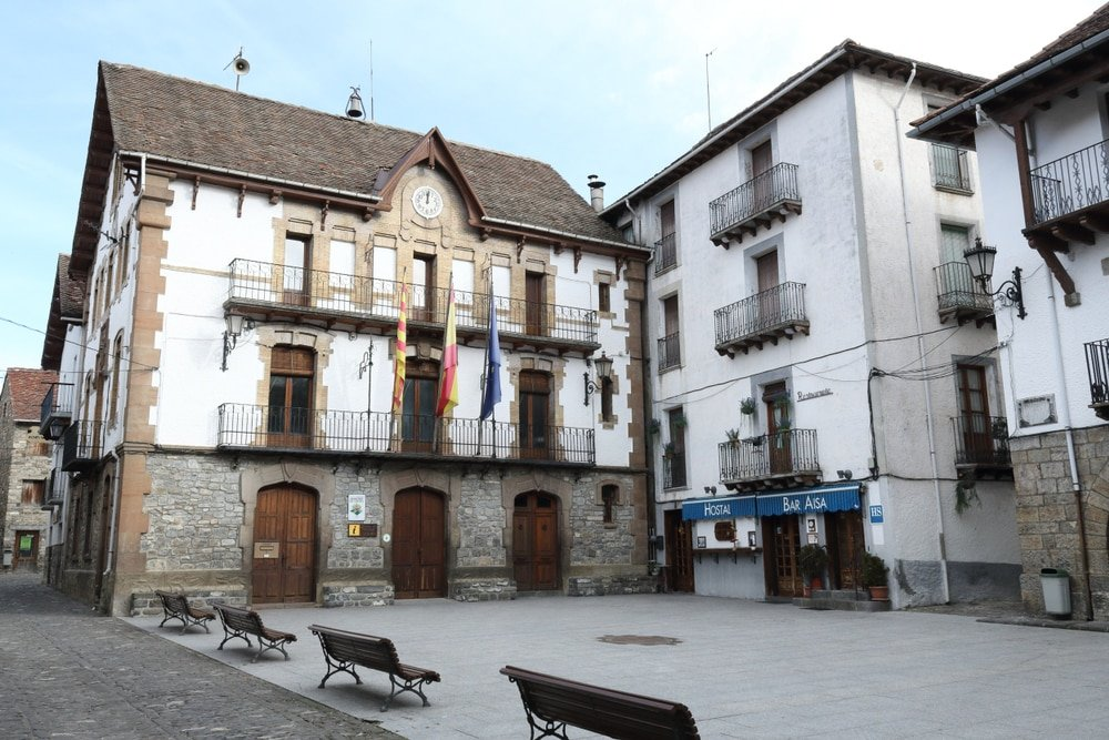 Ansó visiter Aragon