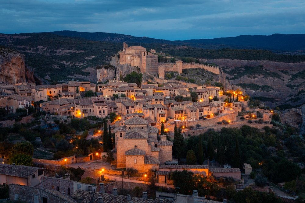 Villages d'Aragon : Visiter Alquezar