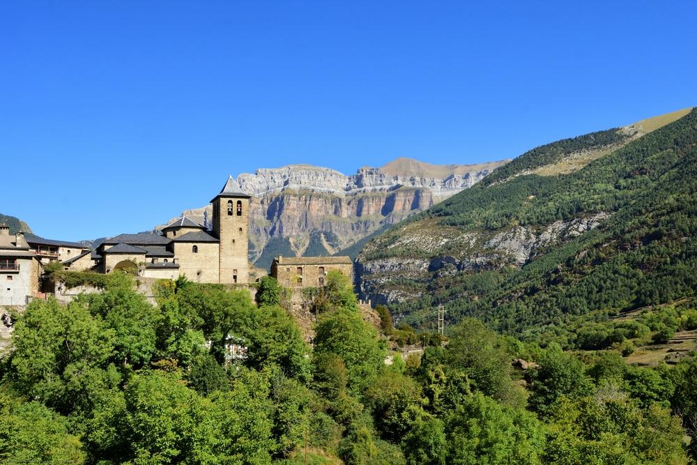 Torla Aragon Espagne