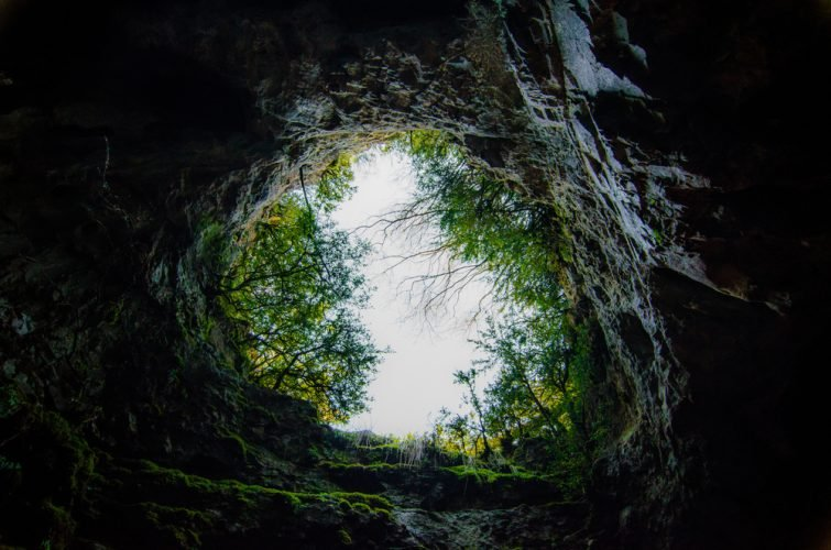 grotte pyrénées