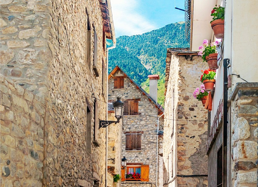 village Aragon Benasque