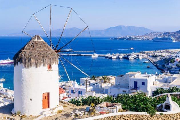 Les 9 meilleures activités outdoor à faire à Mykonos