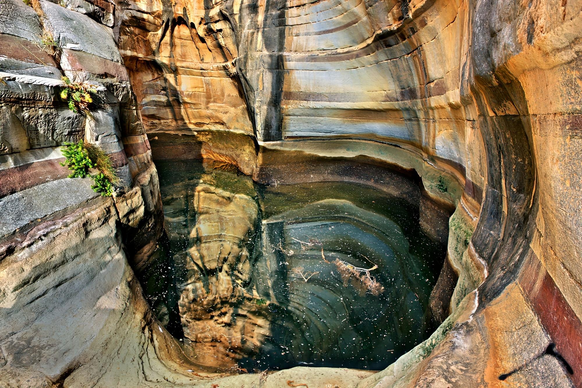 Ha Canyon