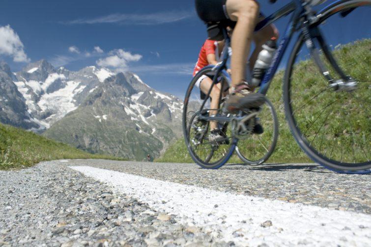 cyclisme alpes