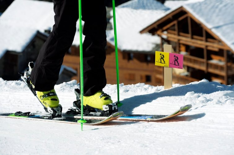 Ski de fond sainte-foy-tarantaise