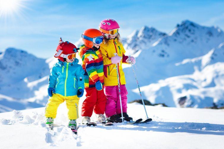 Ski acitivté outdoor à gourette